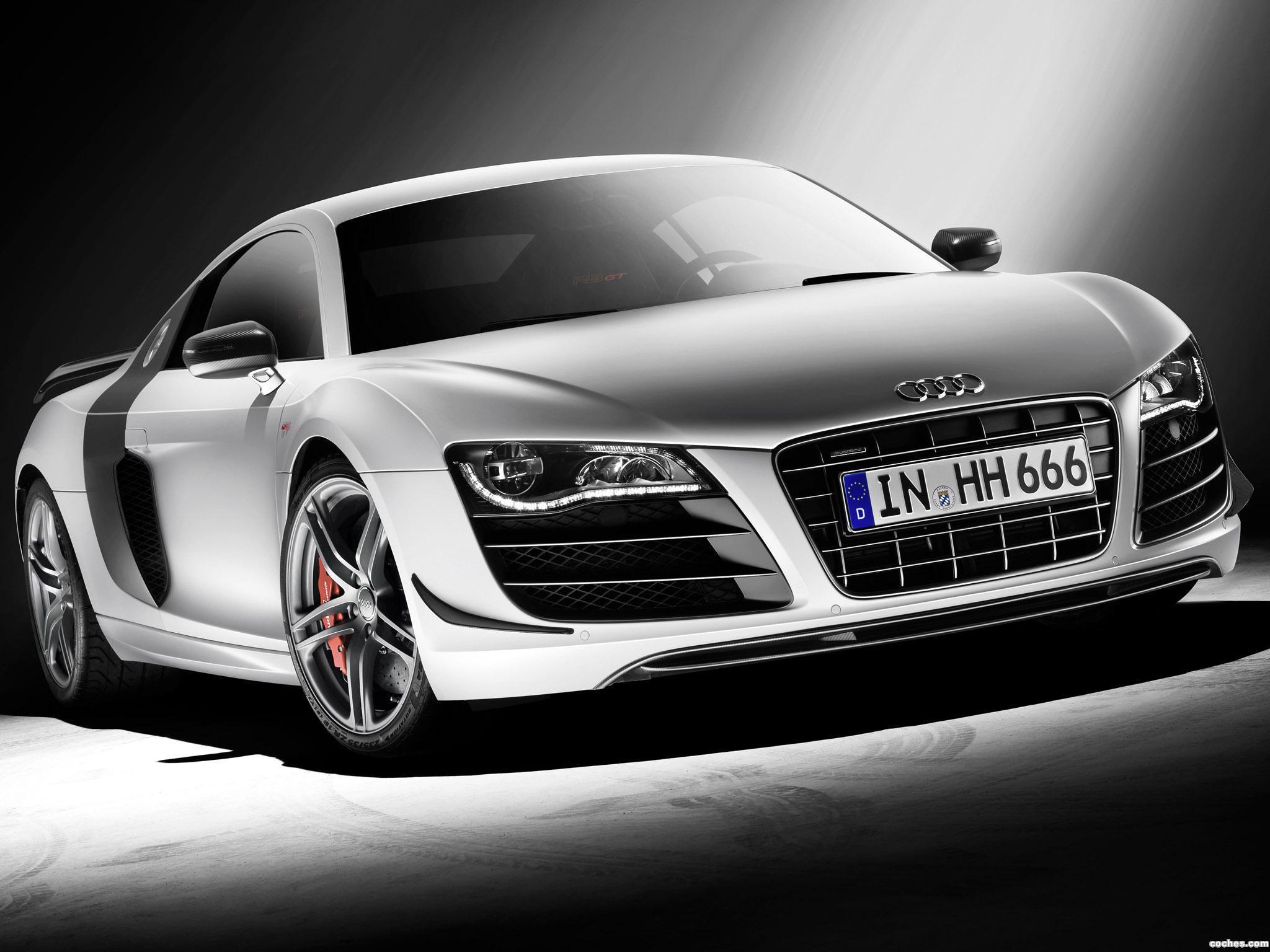 Foto 0 de Audi R8 V10 GT 2010
