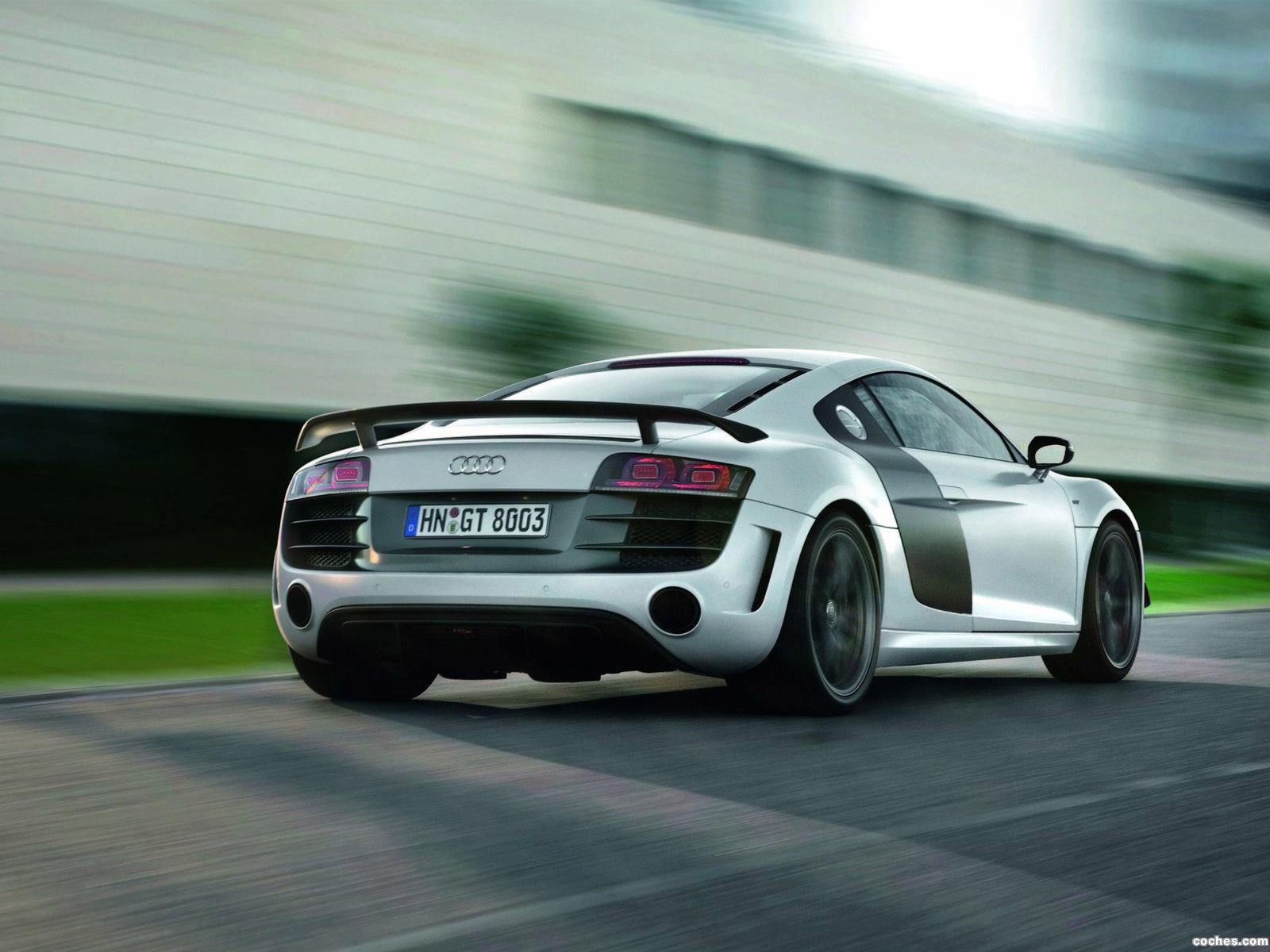 Foto 29 de Audi R8 V10 GT 2010