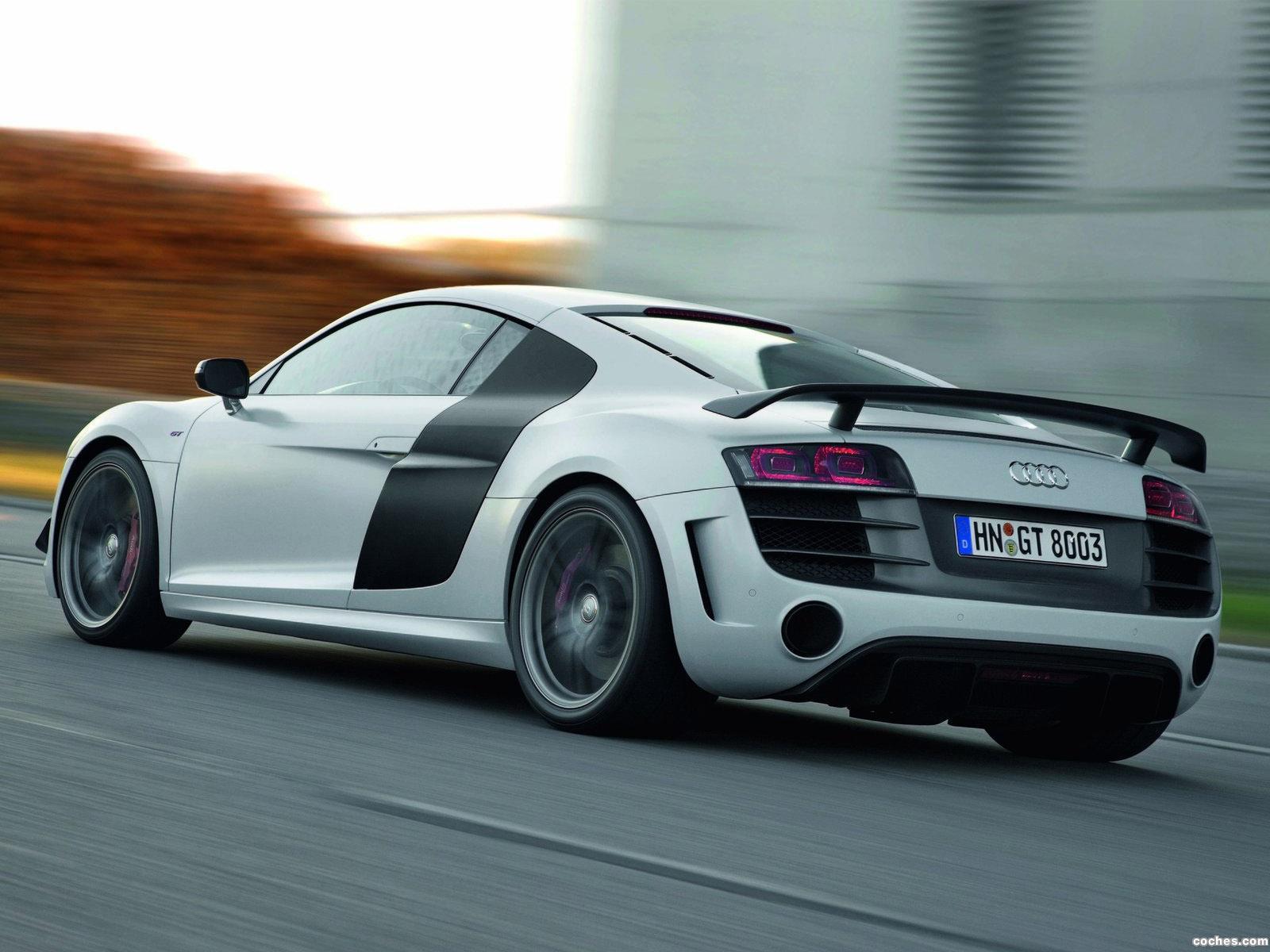 Foto 28 de Audi R8 V10 GT 2010