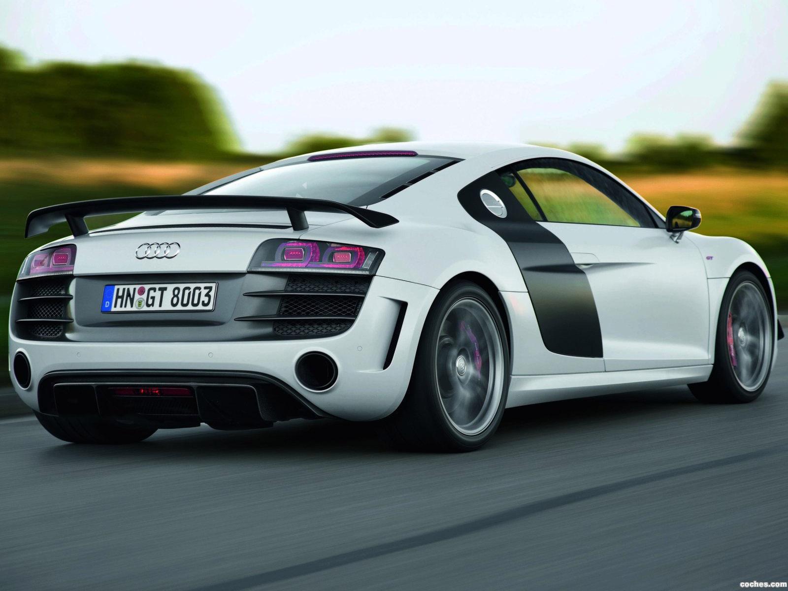 Foto 27 de Audi R8 V10 GT 2010