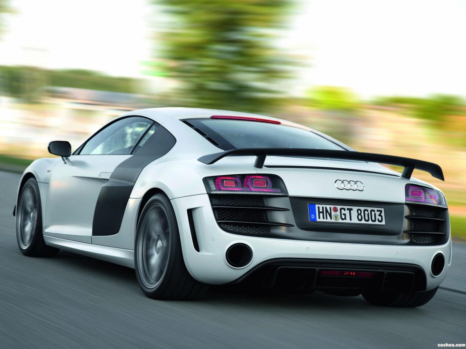 Foto 26 de Audi R8 V10 GT 2010