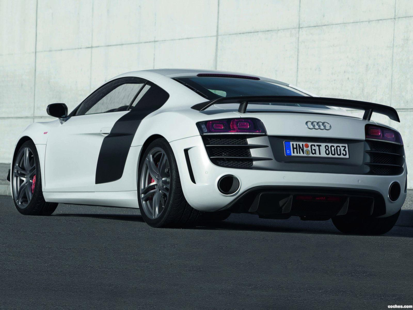 Foto 24 de Audi R8 V10 GT 2010