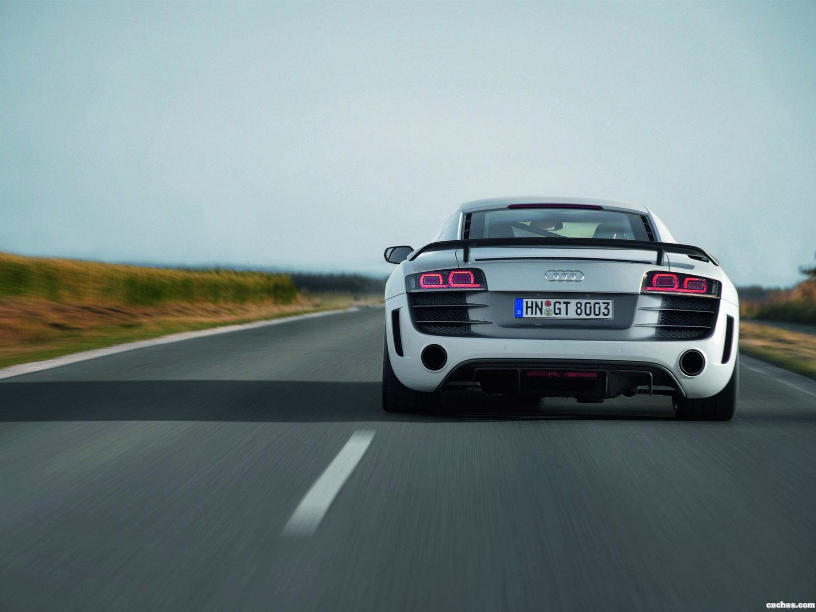 Foto 21 de Audi R8 V10 GT 2010