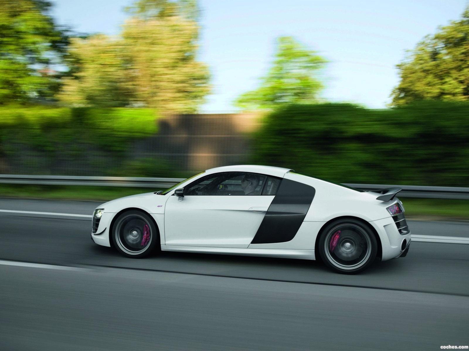Foto 16 de Audi R8 V10 GT 2010