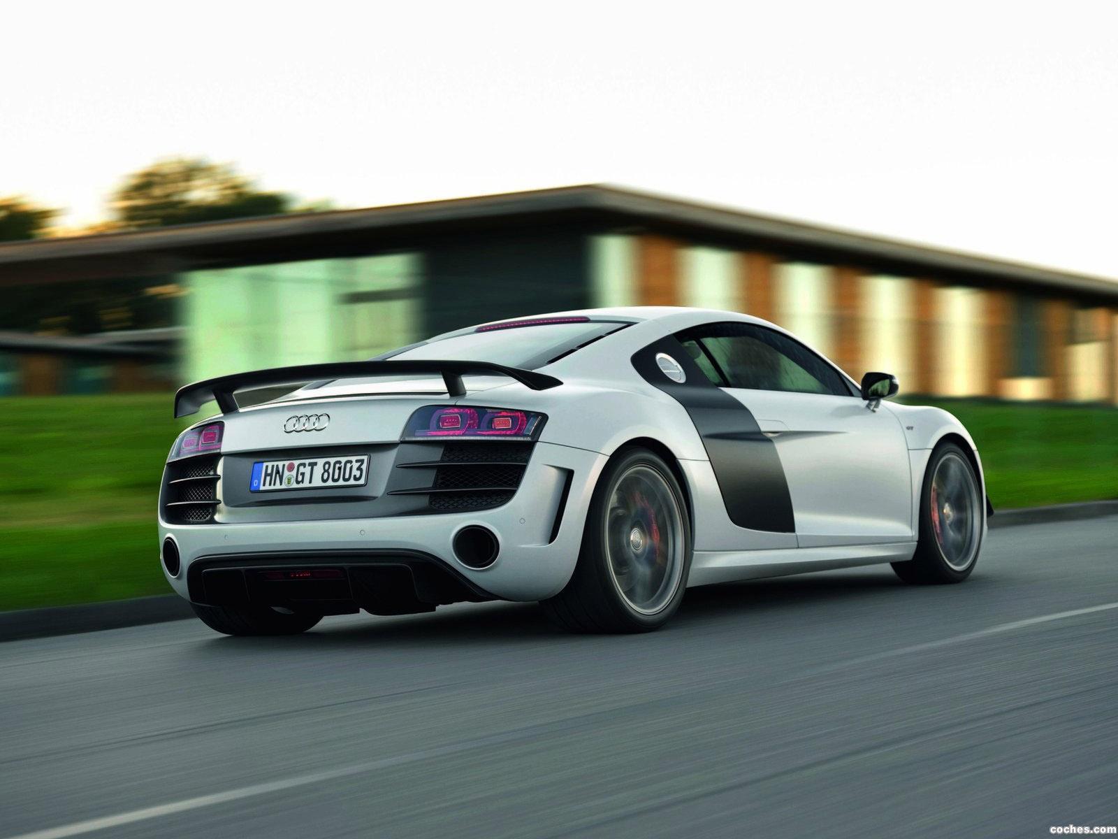 Foto 14 de Audi R8 V10 GT 2010