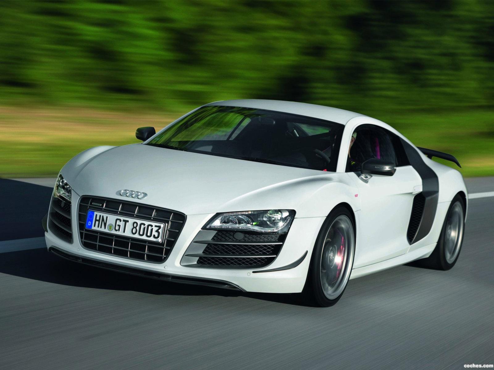 Foto 12 de Audi R8 V10 GT 2010