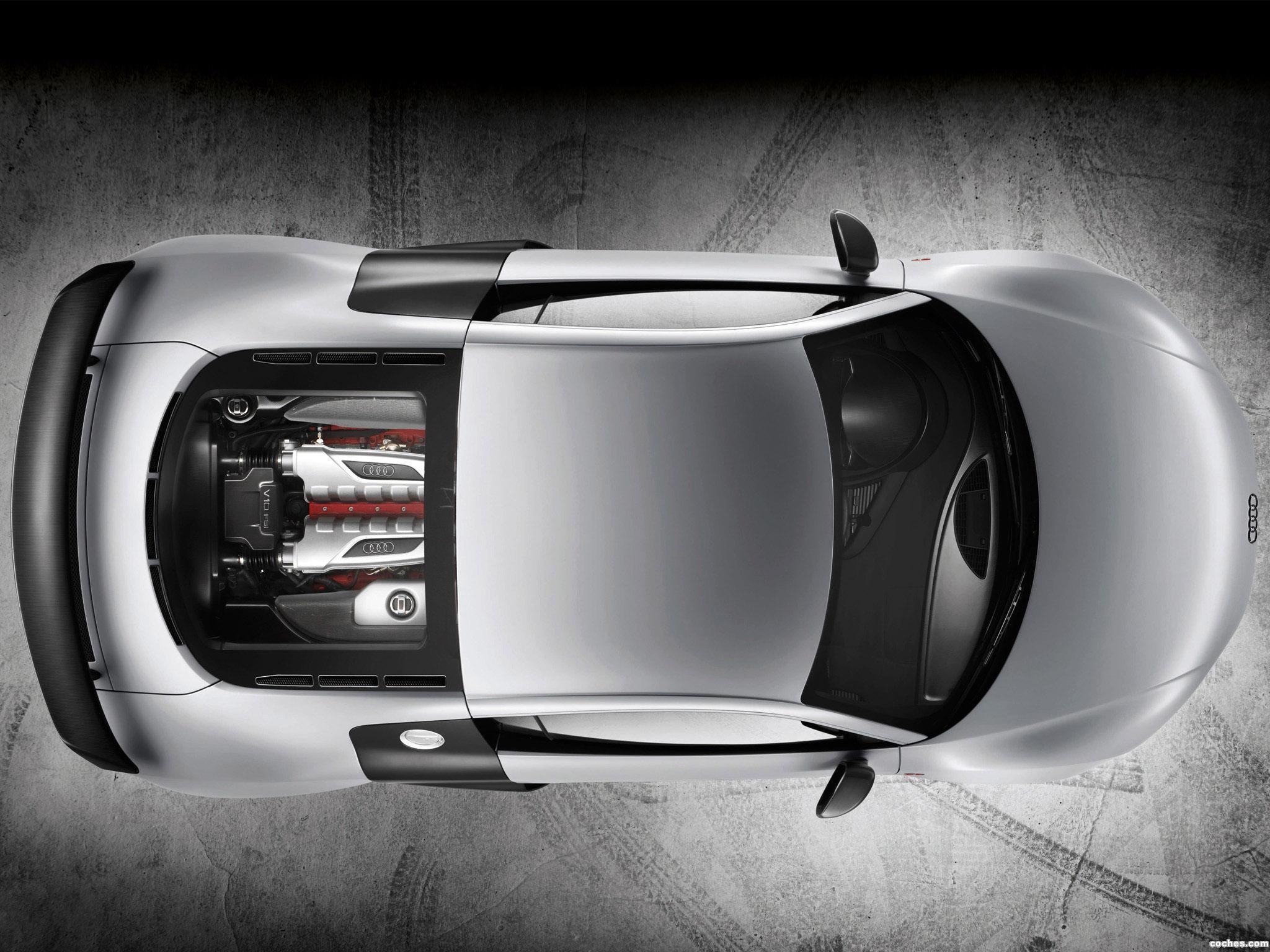 Foto 7 de Audi R8 V10 GT 2010