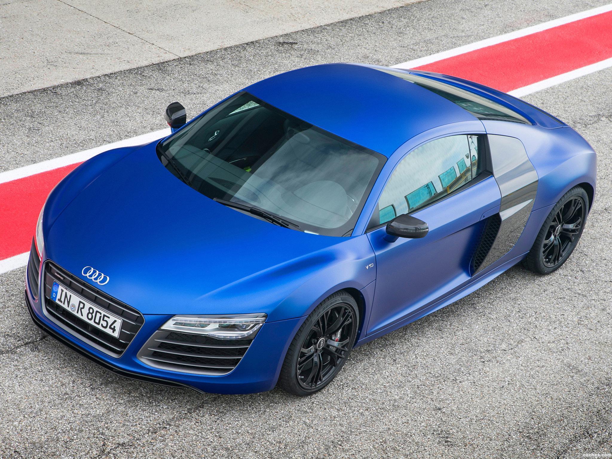 Foto 21 de Audi R8 V10 Plus 2013
