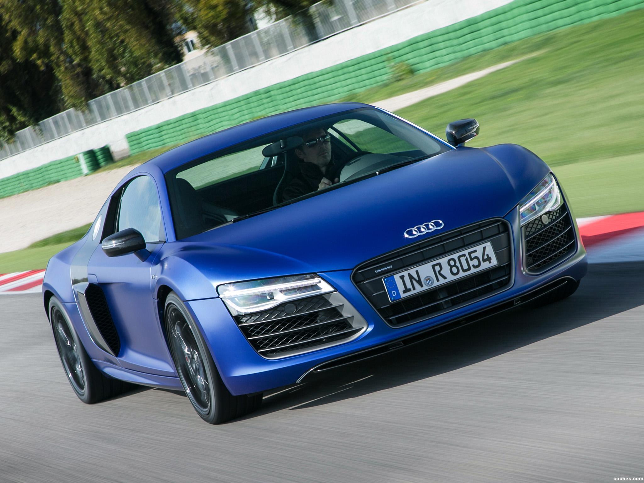 Foto 17 de Audi R8 V10 Plus 2013