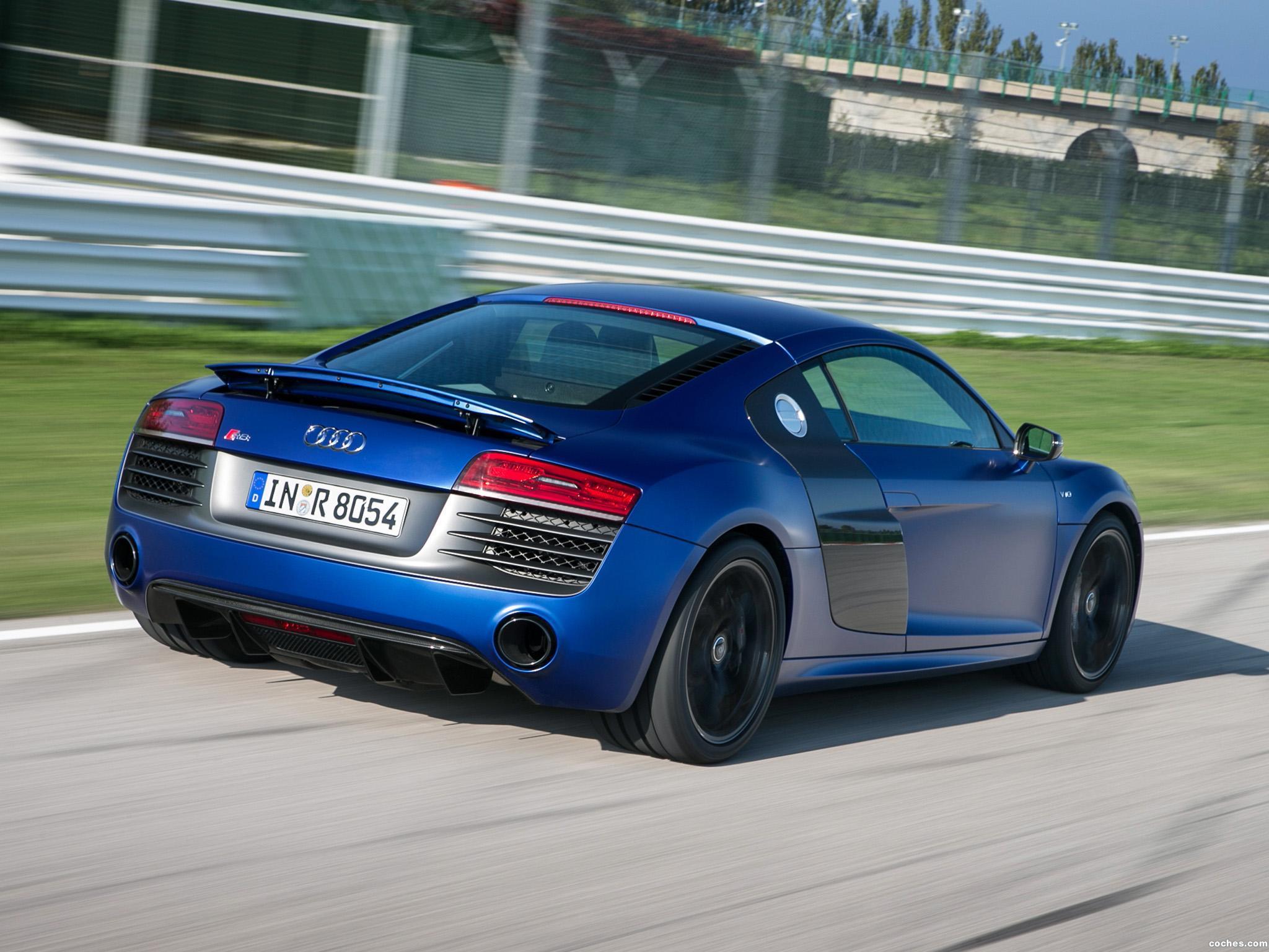 Foto 15 de Audi R8 V10 Plus 2013