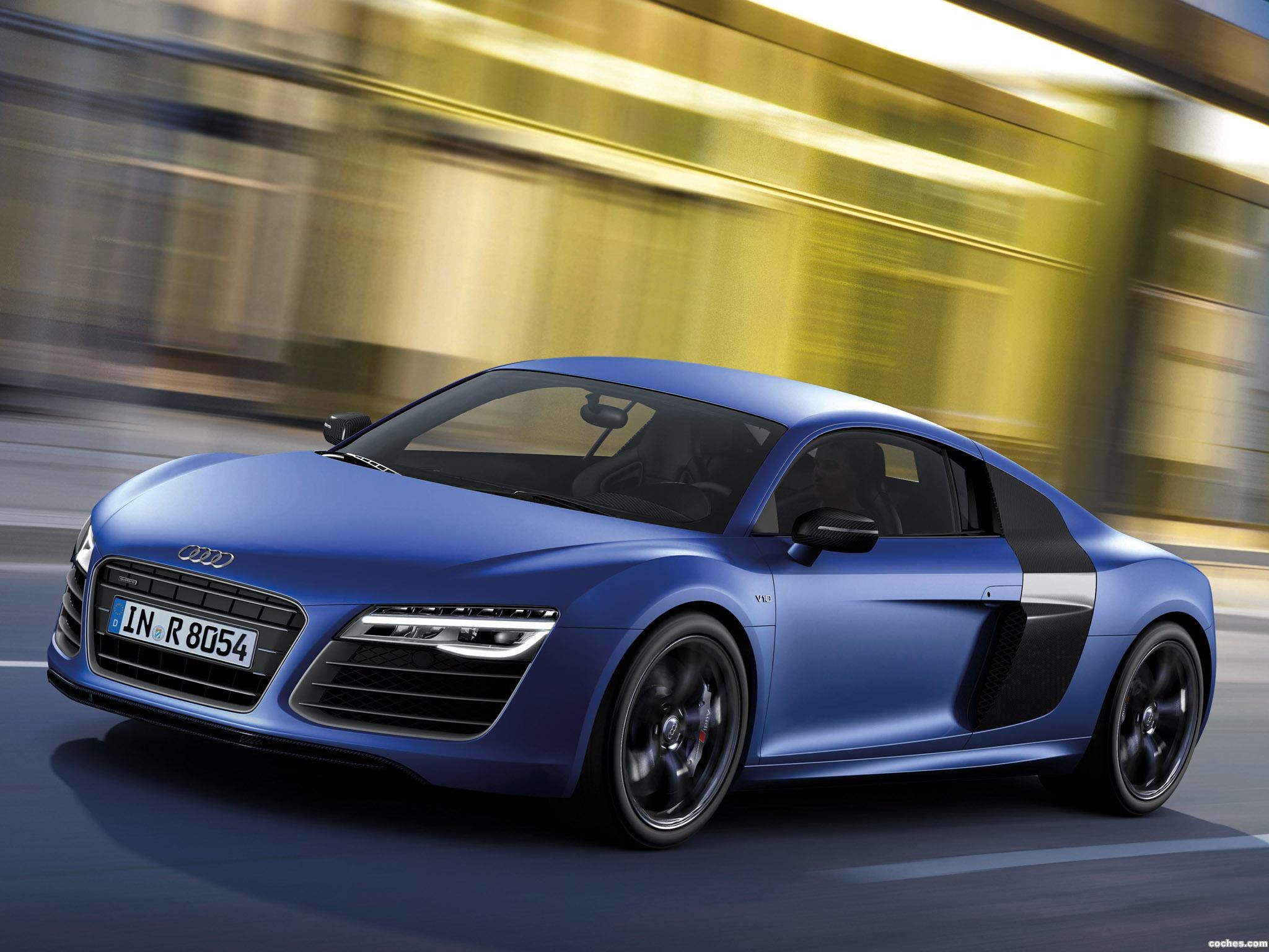 Foto 11 de Audi R8 V10 Plus 2013