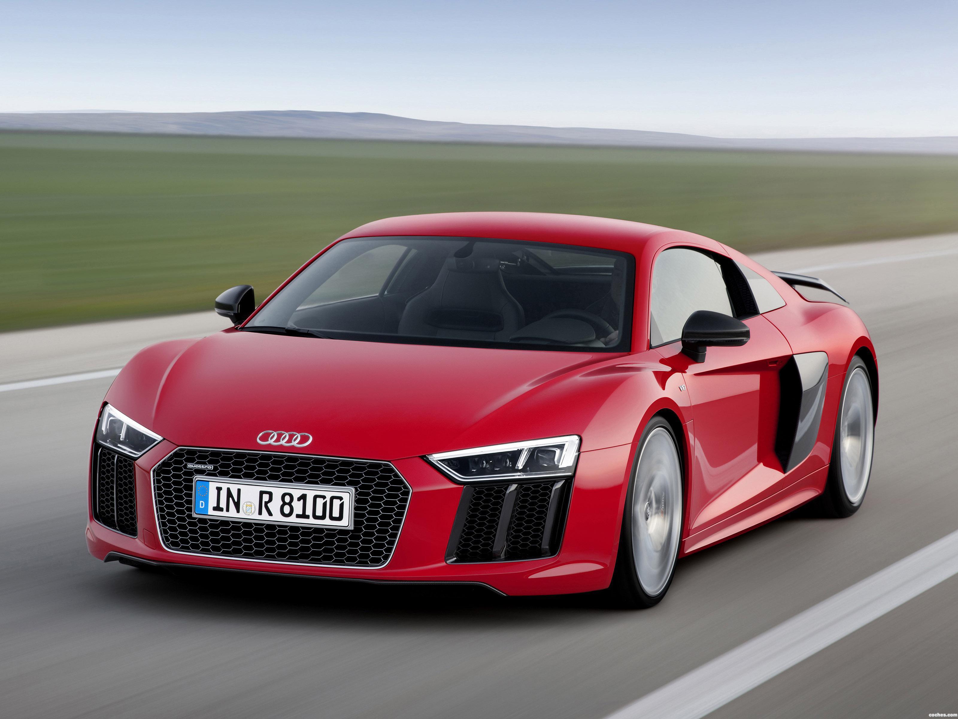 Foto 0 de Audi R8 V10 Plus 2015
