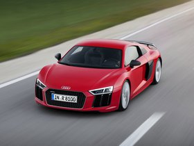 Ver foto 10 de Audi R8 V10 Plus 2015