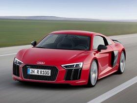 Ver foto 1 de Audi R8 V10 Plus 2015