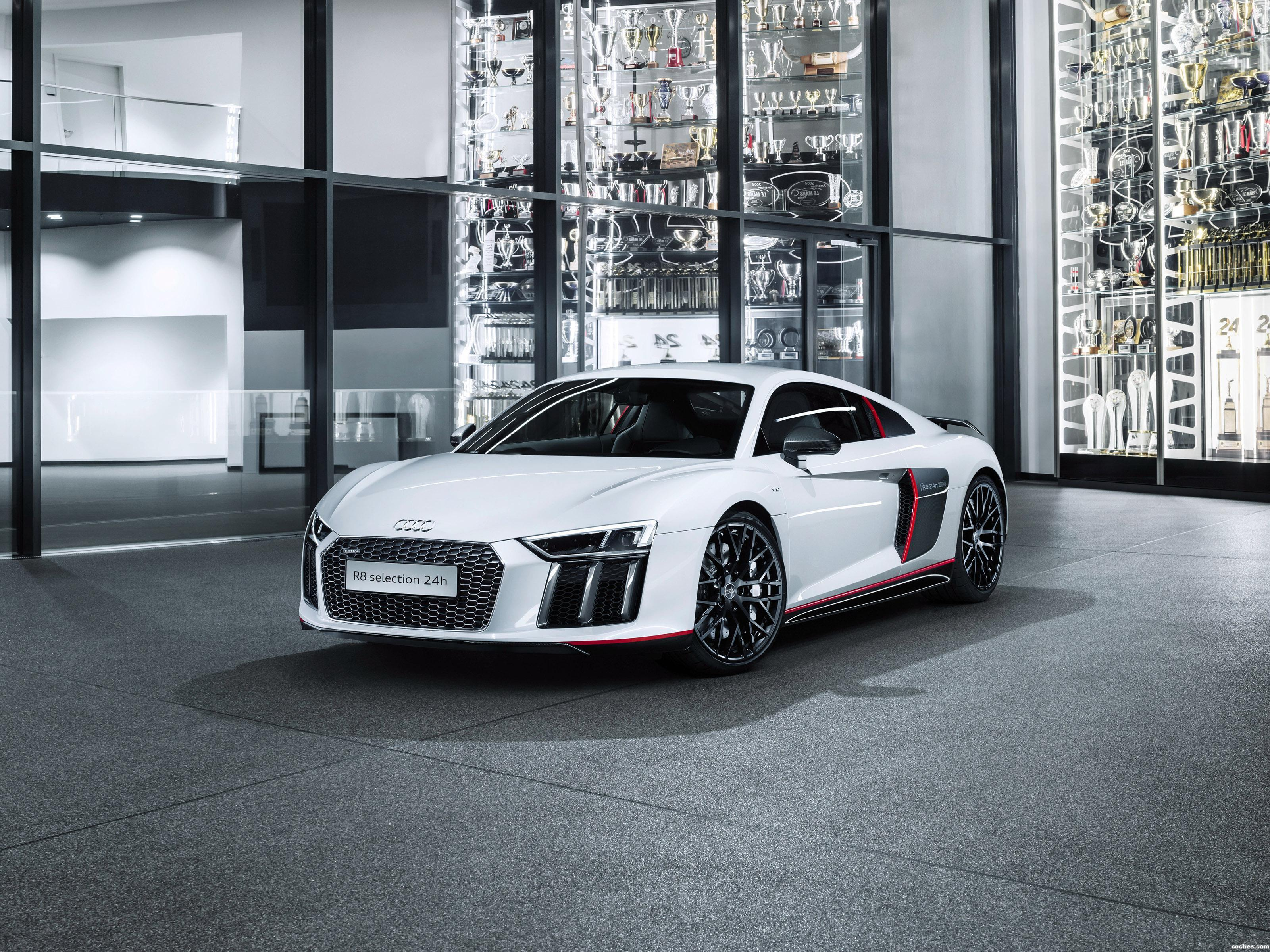 Foto 0 de Audi R8 V10 Plus Selection 24h 2016