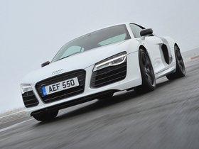 Ver foto 2 de Audi R8 V10 Plus UK 2013