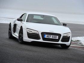 Fotos de Audi R8 V10 Plus UK 2013