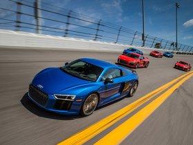 Ver foto 2 de Audi R8 V10 Plus USA 2016