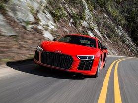 Ver foto 1 de Audi R8 V10 Plus USA 2016