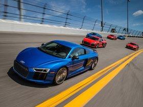 Ver foto 24 de Audi R8 V10 Plus USA 2016