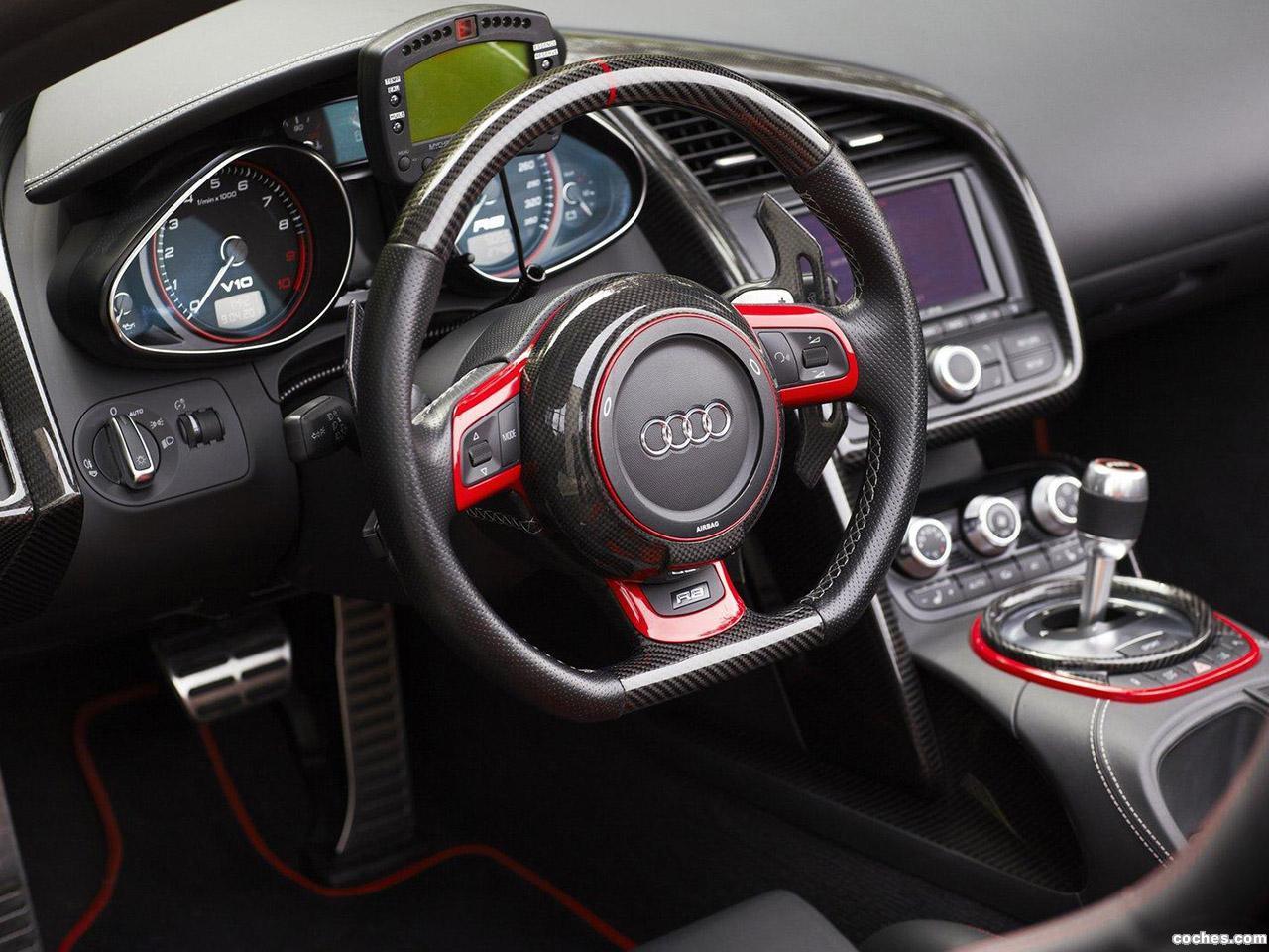 Foto 3 de Audi R8 Spyder V10 RENM RMS 2011