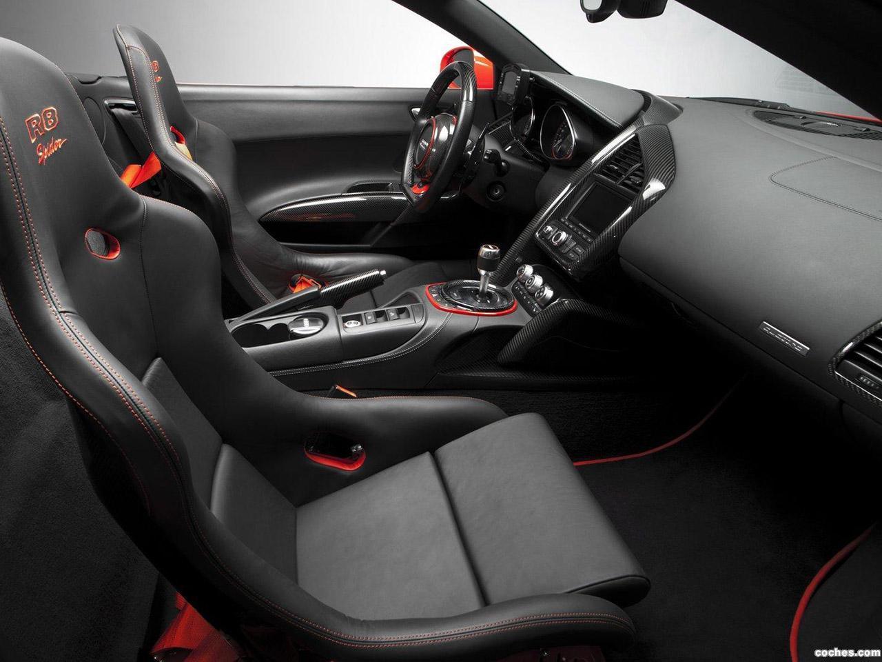 Foto 2 de Audi R8 Spyder V10 RENM RMS 2011