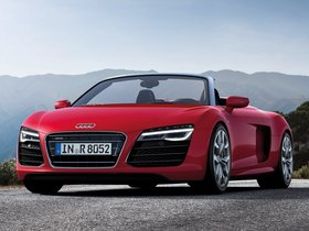 Ver foto 1 de Audi ABT R8 2013