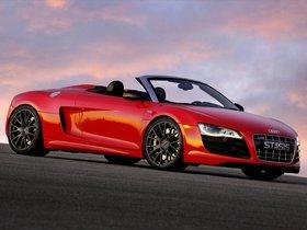 Ver foto 1 de Audi R8 V10 Spyder STaSIS Supercharged Challenge Extreme 2011
