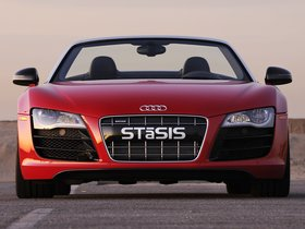 Ver foto 3 de Audi R8 V10 Spyder STaSIS Supercharged Challenge Extreme 2011