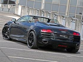 Ver foto 5 de Audi R8 V10 Spyder Sport Wheels 2010