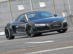 Ver foto 3 de Audi R8 V10 Spyder Sport Wheels 2010