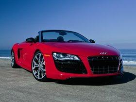 Fotos de Audi R8 V10 USA 2009