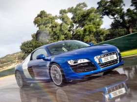 Ver foto 8 de Audi R8 V10 UK 2009