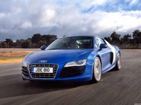 Ver foto 6 de Audi R8 V10 UK 2009