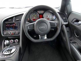 Ver foto 5 de Audi R8 V10 UK 2009