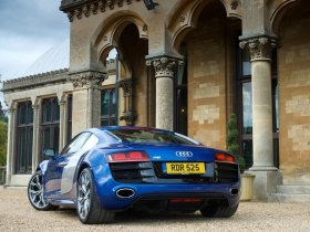 Ver foto 3 de Audi R8 V10 UK 2009
