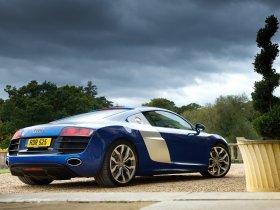 Ver foto 2 de Audi R8 V10 UK 2009