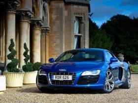 Fotos de Audi R8 V10 UK 2009