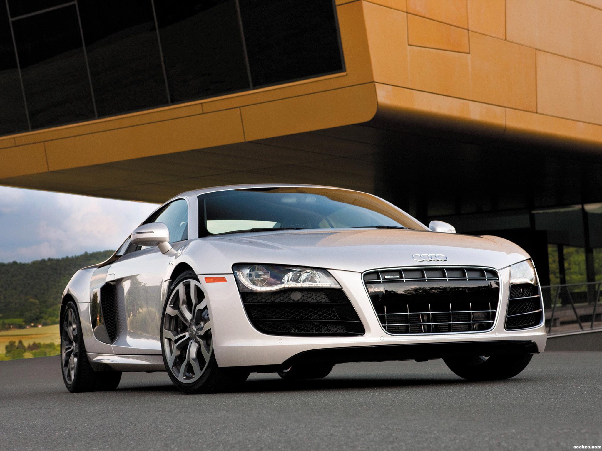 Foto 0 de Audi R8 V10 USA 2009