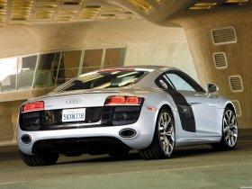 Ver foto 3 de Audi R8 V10 USA 2009