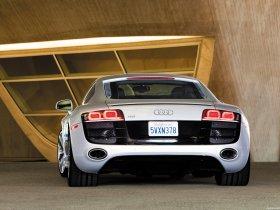 Ver foto 2 de Audi R8 V10 USA 2009