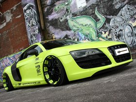 Fotos de Audi R8 V10 XXX Performance 2012