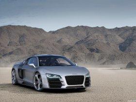 Ver foto 1 de Audi R8 V12 TDI Concept 2008