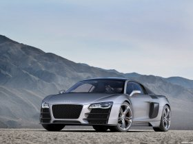 Ver foto 8 de Audi R8 V12 TDI Concept 2008