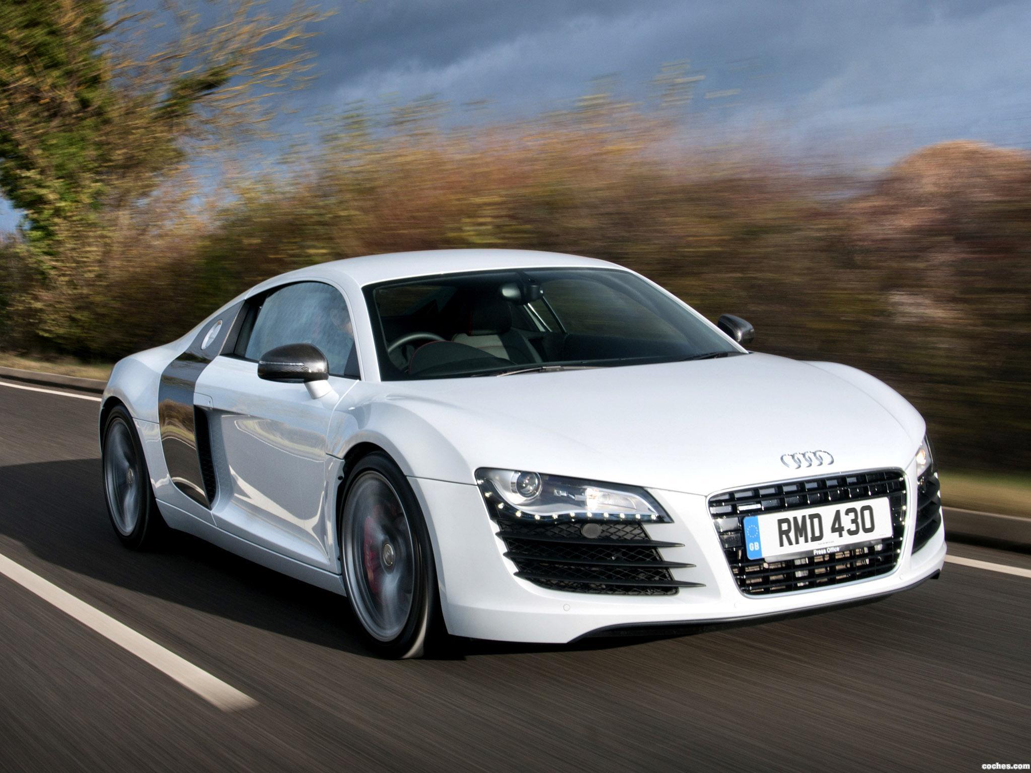 Foto 0 de Audi R8 V8 Limited Edition UK 2011