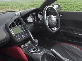 Ver foto 4 de Audi R8 V8 Limited Edition UK 2011