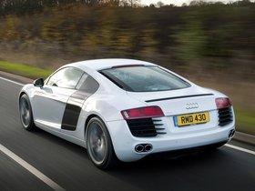 Ver foto 2 de Audi R8 V8 Limited Edition UK 2011