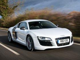 Ver foto 1 de Audi R8 V8 Limited Edition UK 2011