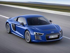 Ver foto 2 de Audi R8 e-Tron 2015