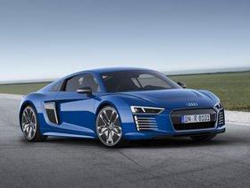Ver foto 1 de Audi R8 e-Tron 2015